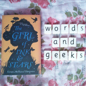 The Girl of Ink and Stars - Book Club