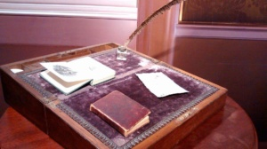 Jane Austen Centre - Desk