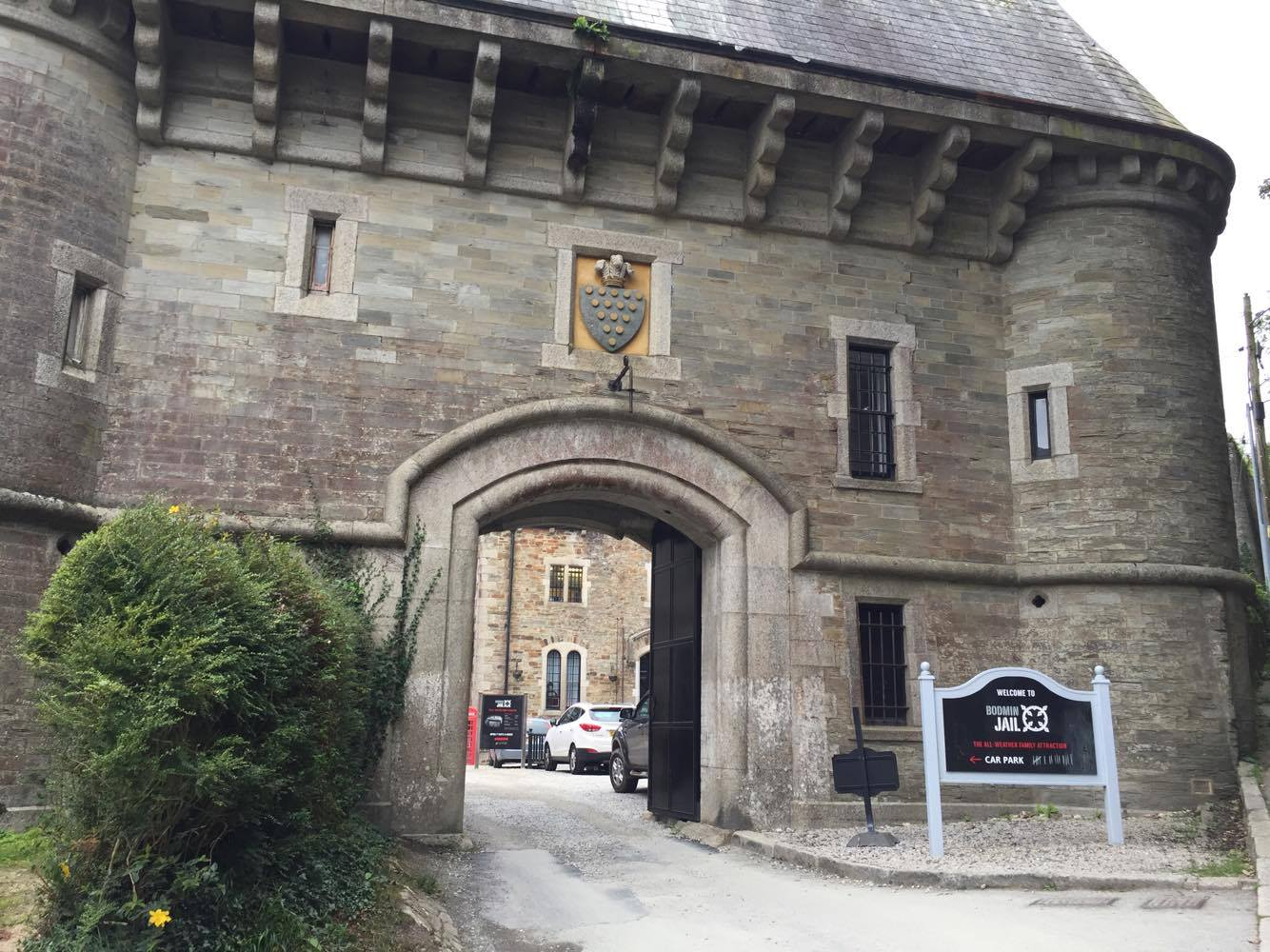 Cornwall Bodmin Jail