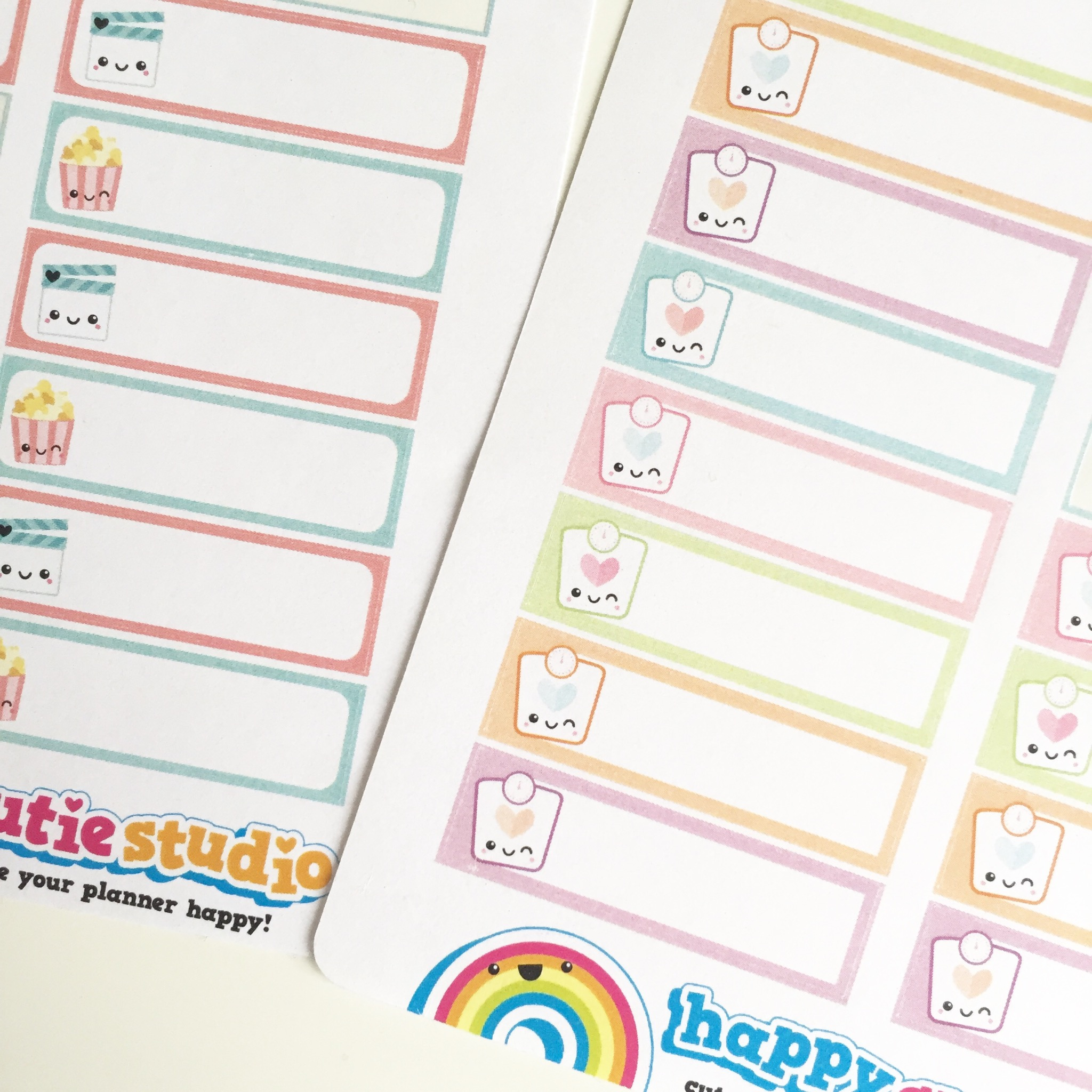 Happy Cutie Studio Stickers