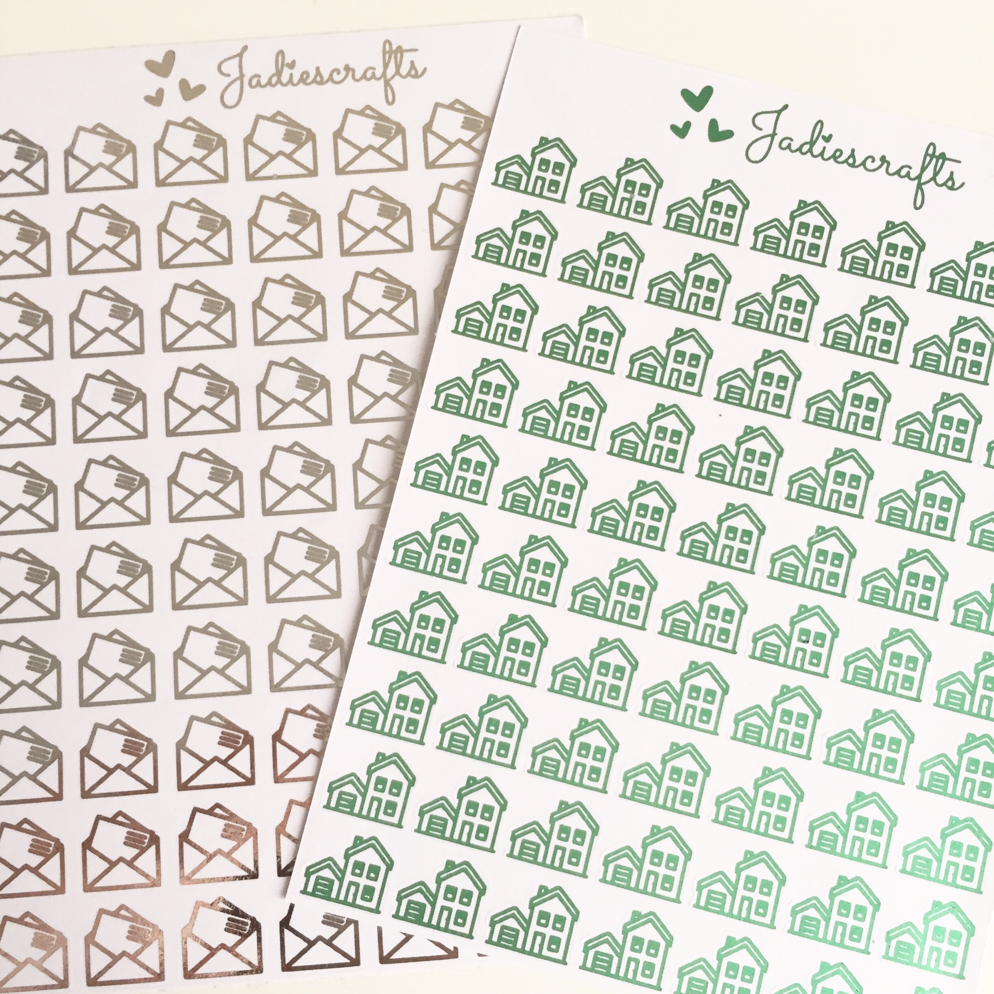 Jadiescrafts Stickers